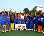 120th All India Beighton Cup Hockey Tournament 2015 - Prize Distribution ceremony