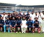 Ranji Trophy - 2nd semi-final - Karnataka Vs Saurashtra