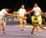 Pro Kabaddi League - f Telugu Titans vs Puneri Paltan