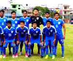 AFC U-16 Championship 2018 - India scores three against Palestine
