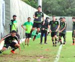 FIFA U-17 World Cup - Mexican team during practice session