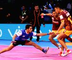 PKL 2017 - Haryana Steelers beat UP Yodha