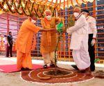 Bhumi Pujan had only crème de la crème of Indian politics