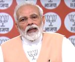 Want jungle raj or sushasan? Modi asks audience at Bhagalpur rally