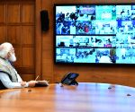 PM monitors real-time data of vaccination across country