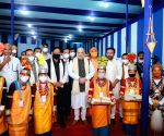 Without NE's growth, India's progress not possible: Amit Shah