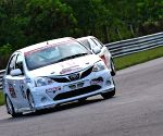 Free Photo: Pole for Jhabakh in premier Indian Touring Cars class