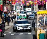 Police across US brace for 'violent summer'