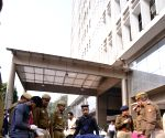 Delhi Police officer commits suicide
