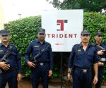 Police conducts security drill in Gurgaon