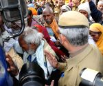 Pension protest at PM's House: Aruna Roy, others detained