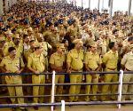 Sabarimala (Kerala): Police officials meeting at Sabarimala temple