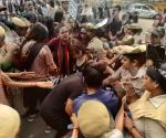 Kuki tribe's demonstration