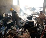 Fire breaks out at Pahari warehouse