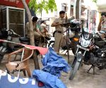 Unrest in Mukherjee Nagar