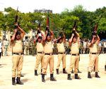 Gadchiroli (Maharashtra): Hansraj Gangaram Ahir, Devendra Fadnavis pay tributes to commandos killed in Maoist attack