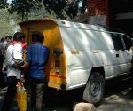 Police recovers stolen cash van
