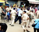 Rival Congress workers clash in Jharkhand