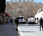 MIDEAST JERUSALEM SHOOTING