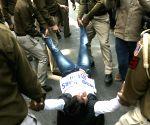 Youth Congress demonstration against Nirav Modi