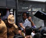 DMK's anti-Sterlite protest