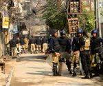 PAKISTAN PESHAWAR SEARCH OPERATION