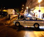 GREECE ATHENS ATTACK