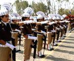 Police Commemoration Day parade