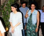 Priya Dutt spotted at airport