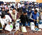 Polling personnel get training to handle EVMs and VVPAT