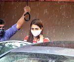 : Mumbai: Pooja Hegde Spotted Outside Pilates Gym at Santacruz