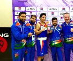 Asian Boxing Olympic q'fiers: Rani, Vikas seal qualification
