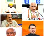 Popularity ratings trigger CM changes: IANS CVoter tracker