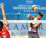 CROATIA POREC BEACH VOLLEYBALL FIVB MAJOR SERIES