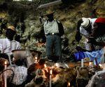 Port au Prince: Saut d'Eau annual celebration in Mirebalais