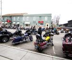CANADA-PORT DOVER-FRIDAY THE 13TH-MOTORCYCLE RALLY