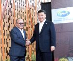 PAPUA NEW GUINEA-CHINA-XI JINPING-APEC-ECONOMIC LEADERS