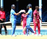 Port of Spain (Trinidad): 2nd ODI - India Vs West Indies
