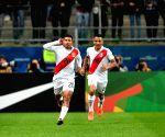 Peru stun Chile 3-0 to reach Copa America final