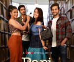Poster of Ashnoor Kaur's debut web show 'Pari Hun Mein' launched