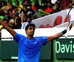 Davis Cup - India Vs Uzbekistan