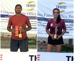 Local favourites Dev and Soha win AITA C'ship titles