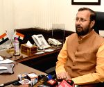 Prakash Javadekar takes charge as Information & Broadcasting Minister