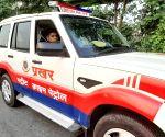 Prakhar' street crime patrol van