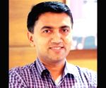 Pramod Sawant to be sworn in as Goa CM