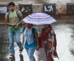 Pre-monsoon showers