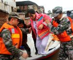 CHINA HUNAN YONGZHOU FLOOD