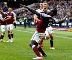 Premier League: Antonio goal helps Hammers beat Spurs 1-0