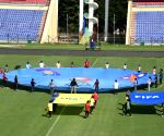 FIFA U-17 World Cup preparations