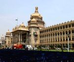 Preparations for Kumaraswamy's swearing-in